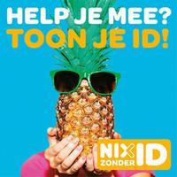 Nieuwe NIXzonderID poster: de 'Ananas'!