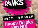Nieuw receptenboek Happy Drinks van NIX