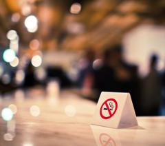 Rookverbod is uitgebreid met de e-sigaret