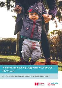 Nieuwe JGZ-handreiking voor gesprek over stoppen met roken