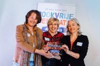 Taskforce Rookvrije Start wint Rookvrije Generatie Award!