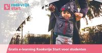 E-learning Rookvrije Start gratis voor studenten