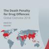 Doodstraf voor drugsdelicten: wereldwijd overzicht 2018