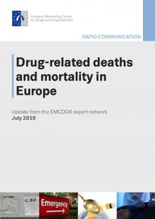Aantallen druggerelateerde doden en sterfte in Europa. 2019 update EMCDDA