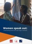 We kunnen vrouwen die drugs gebruiken niet negeren