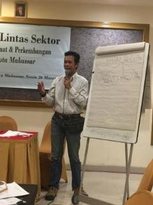 Structurele kloof tussen hiv-preventie en harm reduction beleid in Makassar aangepakt