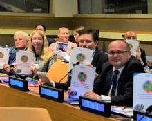 Baanbrekende belofte van 14 VN-organisaties om HIV, TB en virale hepatitis epidemieën in Europa te stoppen