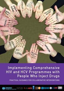 Implementatie van HIV en HCV programma's met mensen die drugs injecteren