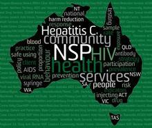 Sterke daling van hepatitis C bij gebruikers van de spuitomruil in Australië