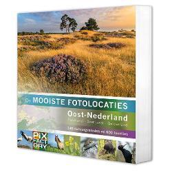cover De mooiste fotolocaties van Oost-Nederland
