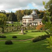 kasteel Rosendael en rozentuin