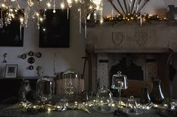 Cannenburch in kerstsfeer
