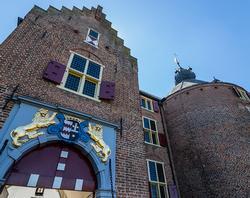 poortgebouw kasteel Ammersoyen